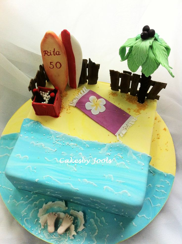 ... Cakes with a difference on Pinterest  Mud, 80th birthday cakes and