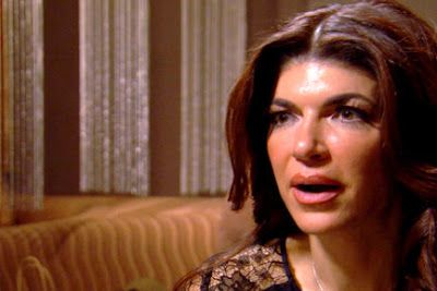 "Teresa Giudice Dishes On Her Sit-Down With Kathy Wakile And Rosie Pierri: ""I Feel Like I Finally Got Closure"""