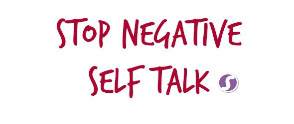 If you want to make a positive change to your body, then you have to stop negative self talk!
