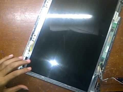 Membuka dan Memasang LCD Laptop Acer Aspire 5610Z