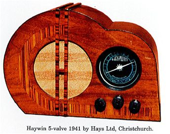 "My greatest luxury"": radio in the 1940s and my Nerd Nite talk ..."