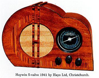 "My greatest luxury"": radio in the 1940s and my Nerd Nite talk ..."
