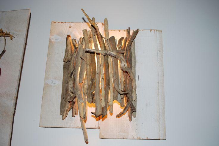 21 best bois flott d coration int rieure images on pinterest drift wood wooden candle. Black Bedroom Furniture Sets. Home Design Ideas