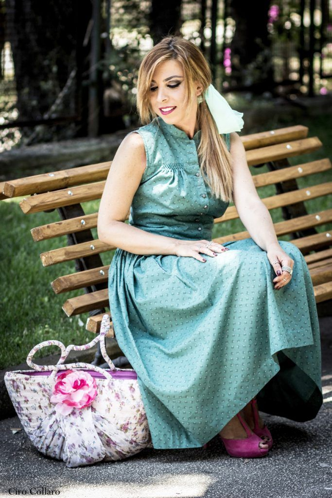 #ootd #outfit #romanticmood #vintage #vintagestyle #streetstyle #fashionblogger #fashionbloggernapoli #fashioninspiration #fashionidea