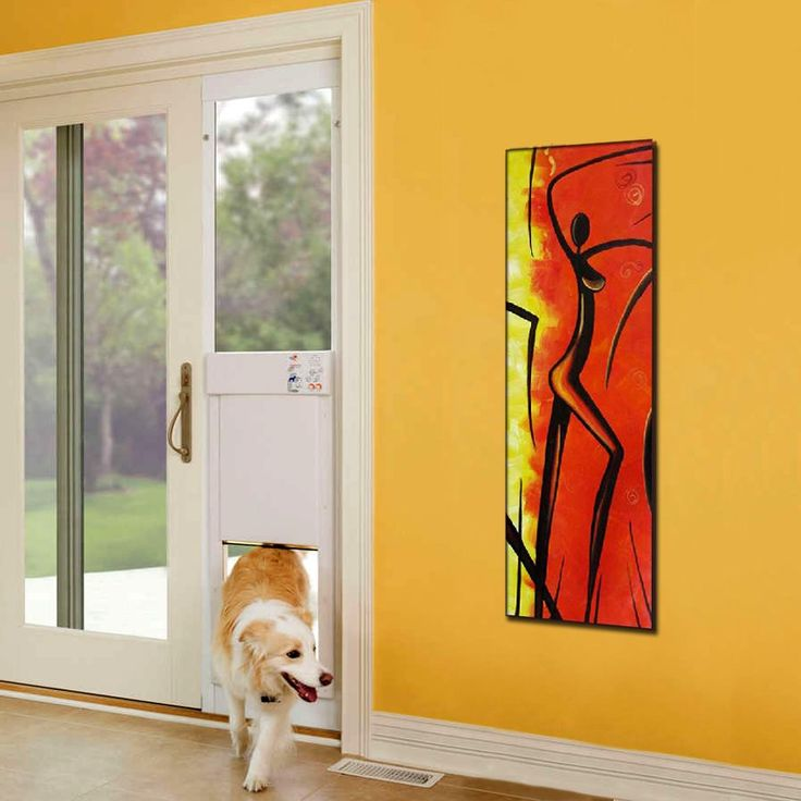 power pet electronic pet door for sliding glass patio doors with regard to dog door for