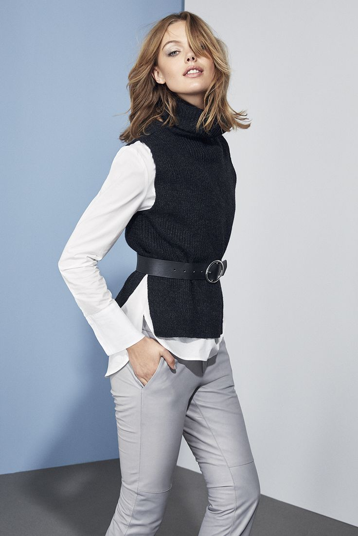 Frida Gustavsson for Gina Tricot, Lookbook AW15.