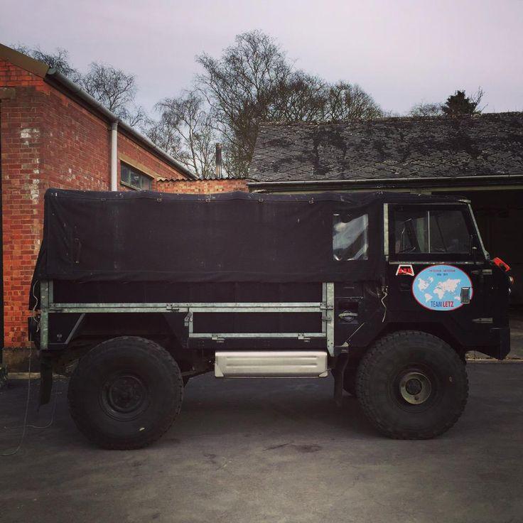 Stealth #LandRover 101.... @LandRoverOwner @LandRover_UK
