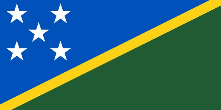 Fichier:Flag of the Solomon Islands.svg