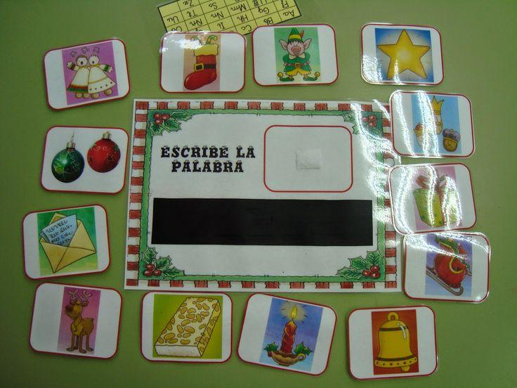 Plastificando ilusiones: Rincón de las letras
