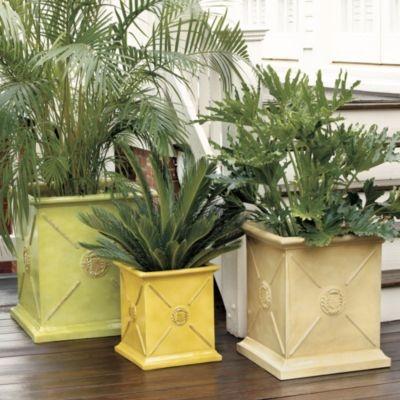 Beauclaire Planter | Home Accessories | Ballard Designs