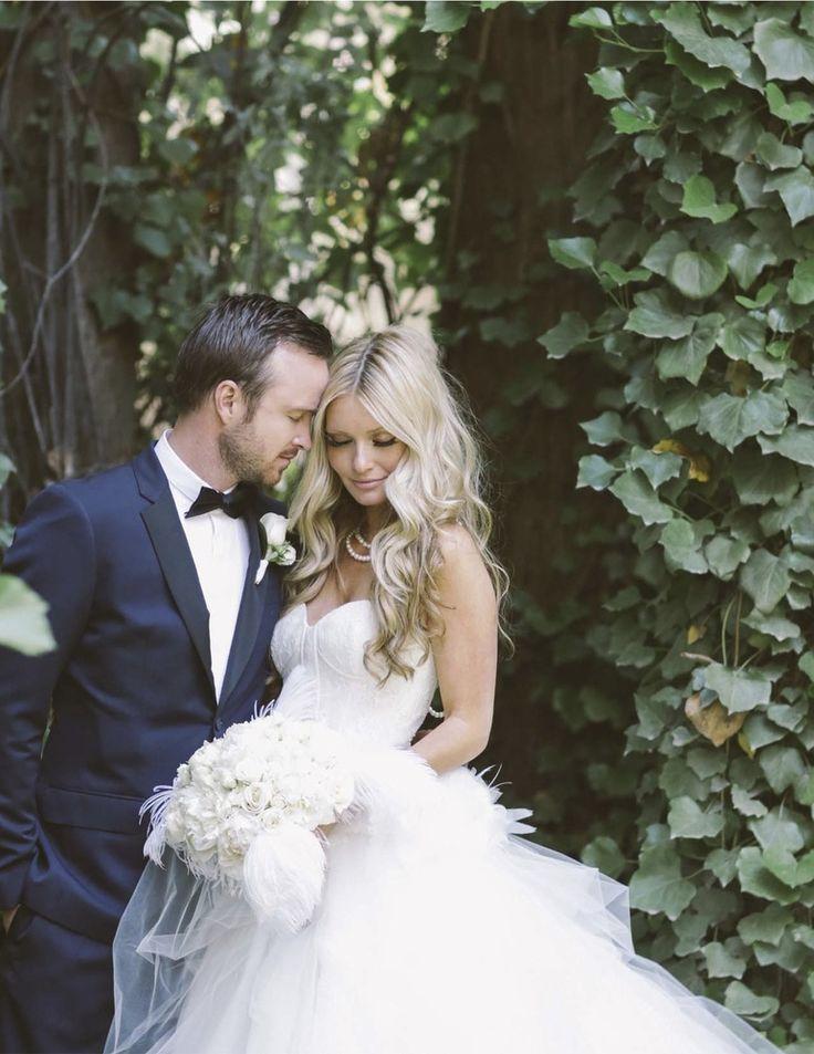 25+ best ideas about Aaron paul wedding on Pinterest ...
