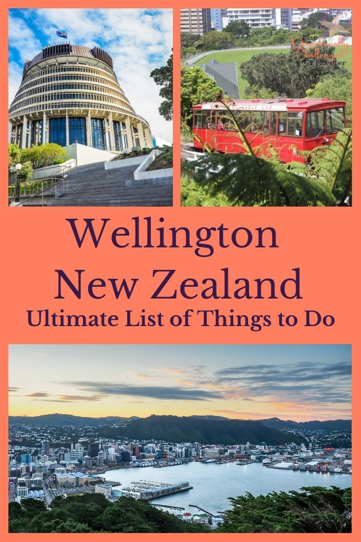 Wellington New Zealand 15 Things To Do In 2020 Wellington New Zealand New Zealand Travel Guide Things To Do
