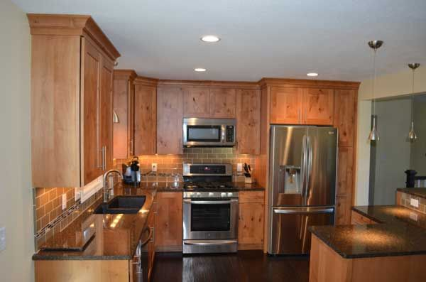 Split level remodel split level house kitchen remodel for Split level remodel ideas