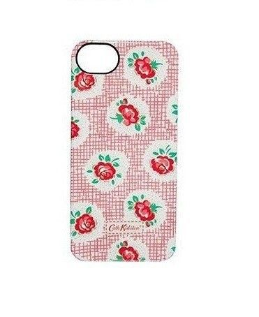Cath Kidston: Lattice Rose - Official iPhone Protective Case (iPhone 5 / 5S / SE)