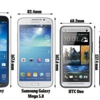 "Samsung's latest 6.3-Inch ""Mega Phone"" touch the Limits"