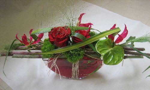 Familles Rurales de Plouay- Cours D' Art Floral                                                                                                                                                                                 Plus