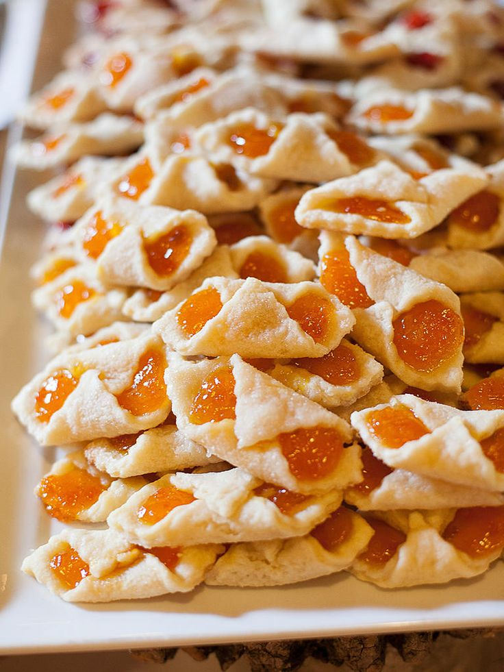Homemade jam-filled cookies are a delightful DIY addition to any wedding. Perfect for any couple seeking to charm their guests on a budget.