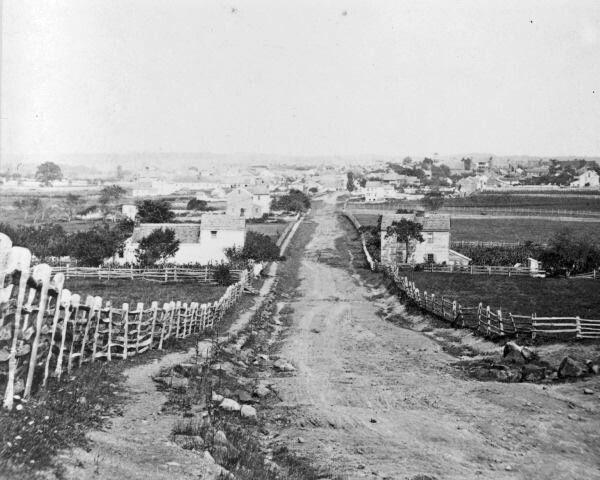 1863 day 3, battle of Gettysburg