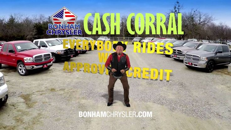 images credit corral tax ram bonhamchrysler refund chrysler bonham busters on cash pinterest specials best