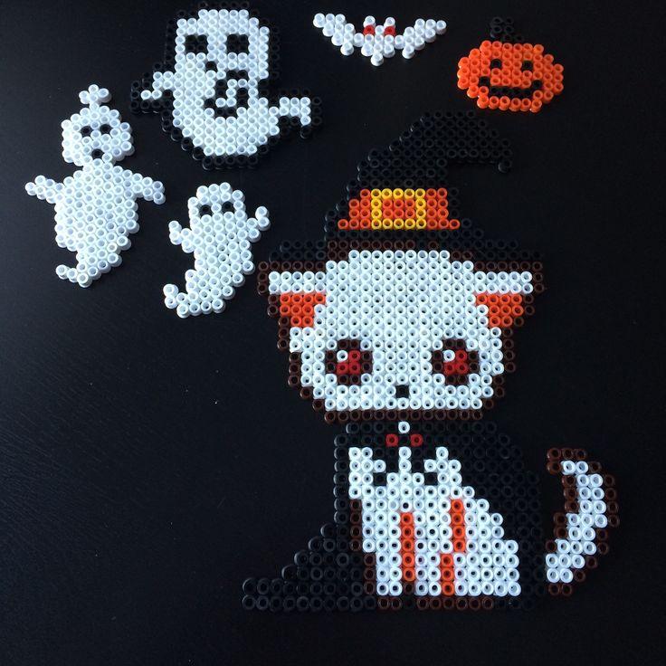 Perler Beads - Halloween