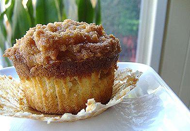 Coffee Cake Muffins | Muffins | Pinterest