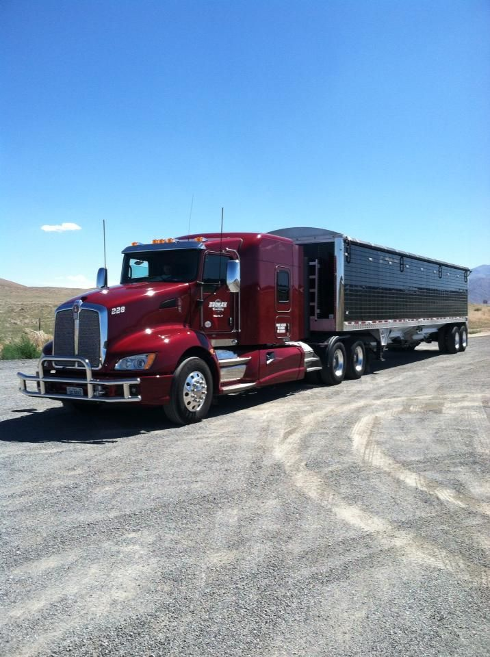 noah parr truckers to shut down america this rig will be