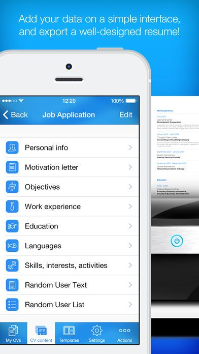 Best 25+ Resume maker ideas on Pinterest How to make resume, Get - resume builder app