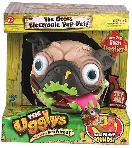 Die-Ugglys-Serie-2-das-elektronische-Haustier-Rudey-der-Mops
