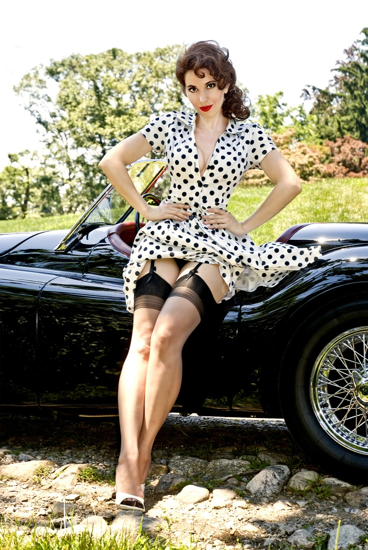 pin girls and cars - photo #25