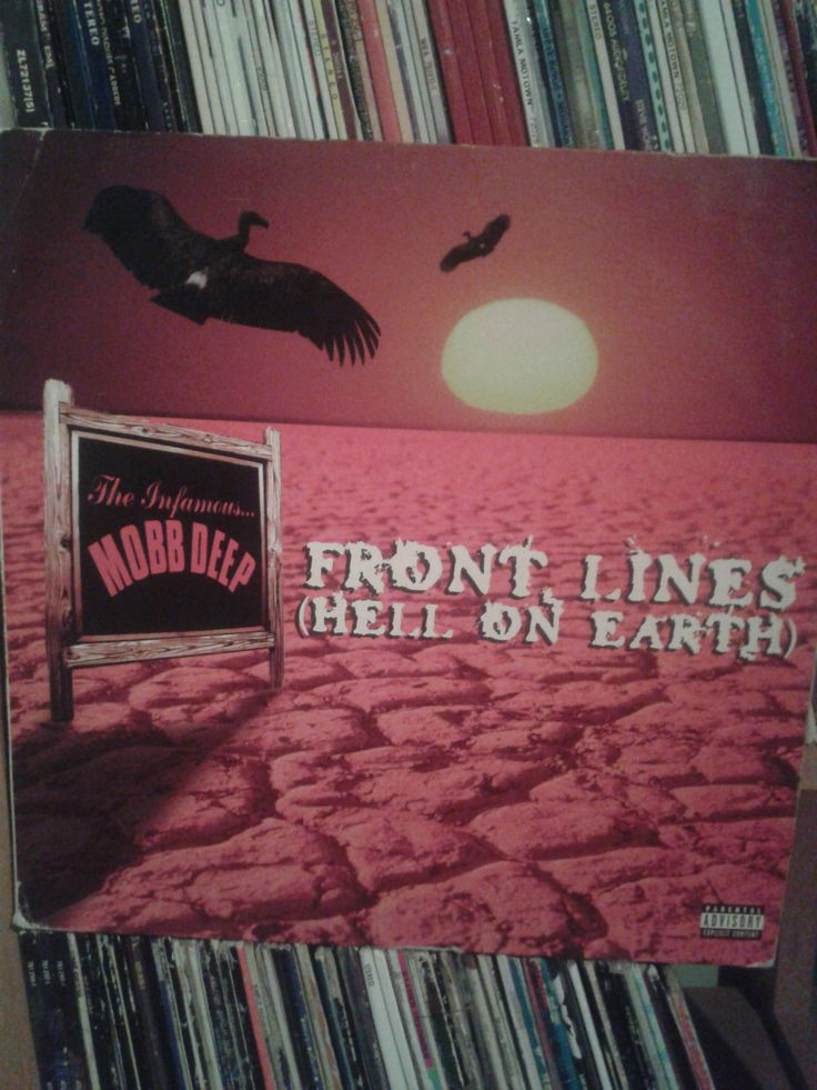 #MobbDeep's bangin' Hell On Earth