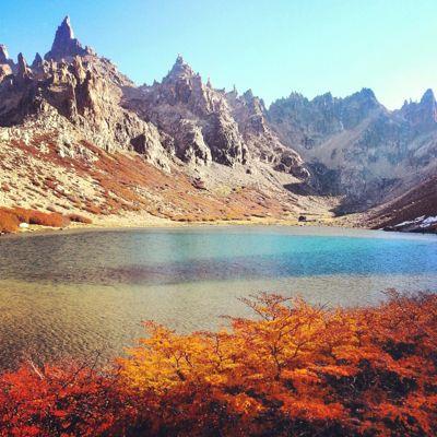 Laguna Toncek, Bariloche