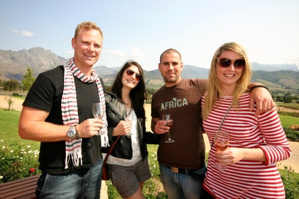 Franschhoek Uncorked Festival: Cabriere