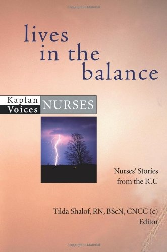 Lives in the Balance: Nurses' Stories from the ICU : Worth Reading, Balance, Nursing Book, Book Nerd, Awesome Reading, I D Reading, Book Worth, Fiction Reading, Icu Sounds Interesting