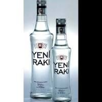 Yeni Raki, only I Turkey!