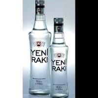 Yeni Raki, only I Turkey!