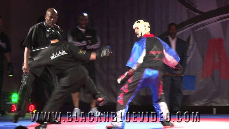 Team Paul Mitchell vs Team Impex 2015 Battle of Atlanta Karate Tournament