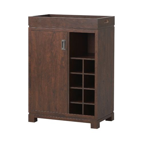 Shop Homestar Wine Cabinet With Removable Tray At Loweu0027s Canada. Find Our  Selection Of Home Bar Furniture Designs U0026 Liquor Cabinets At The Lowest  Price ...