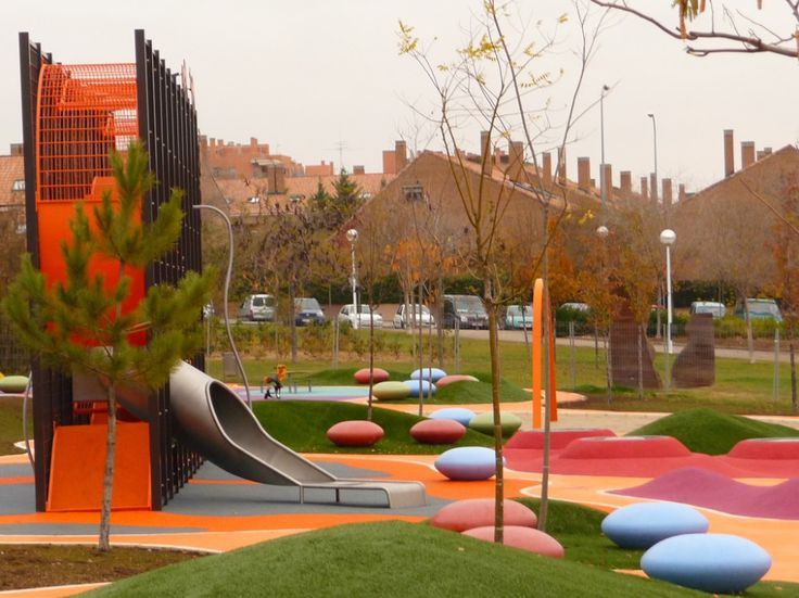 Hormiguero (Ant Hill) Playground, Bianca Habib, 2009   Playscapes