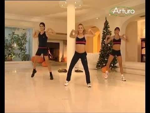 Fitness: esercizi di riscaldamento con Giovanna Lecis