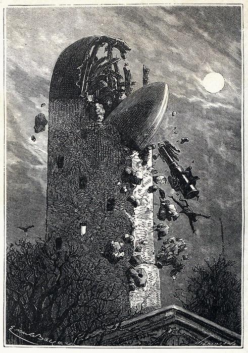 George Roux - Visions of Jules Verne