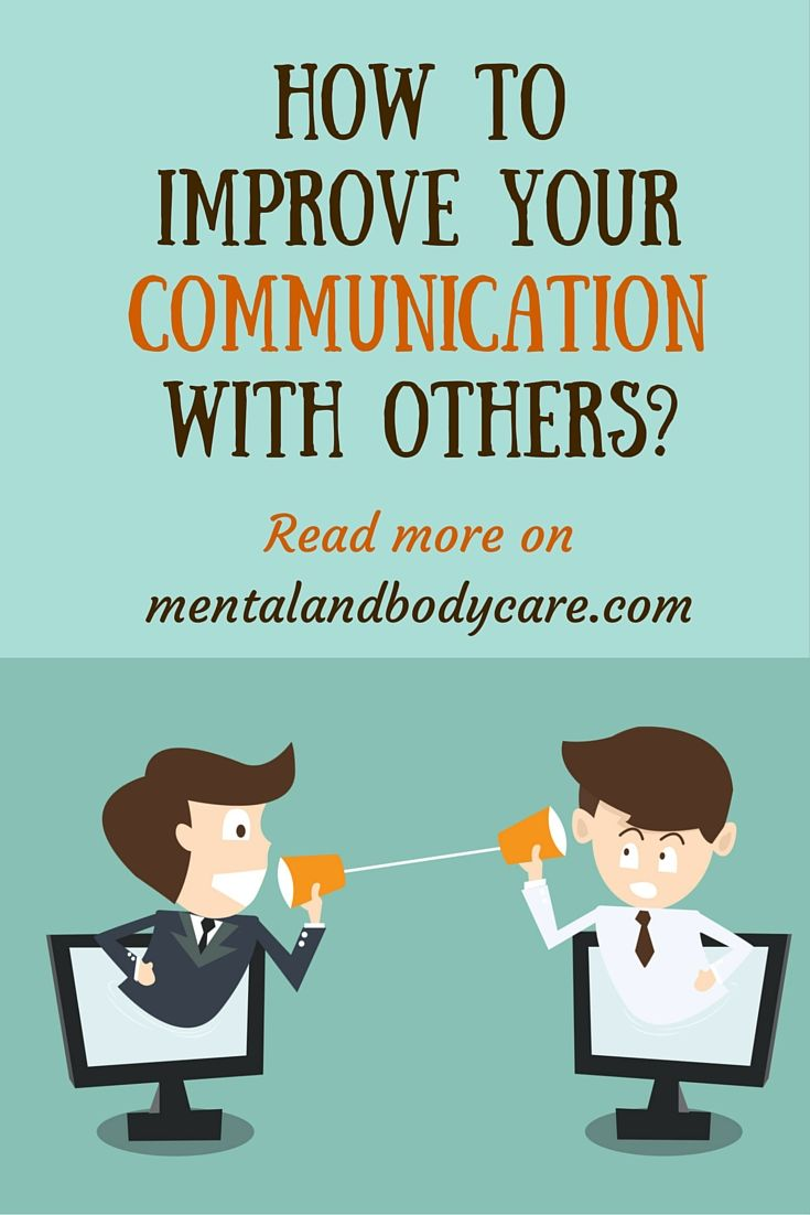 a good communicator The good communicator - prepares for the topic ahead of time the answer should be 'yes' to both questions because there is a distinction between what is a good communicator and a poor one.
