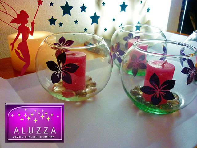 glass fishbowl