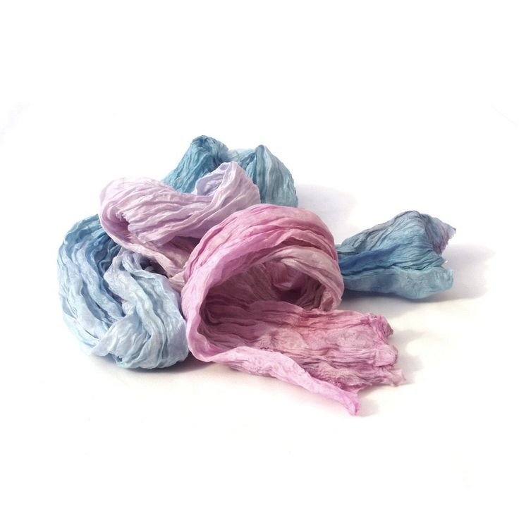 """Thanks for the kind words! ★★★★★ """"So very pretty...will be part of a Christmas gift. and I'm sure will be much loved."""" Linda http://etsy.me/2jQ0Frn #etsy #accessories #scarf #pink #wedding #blue #christmas #silkscarf #pastels #ombrescarfwomen"""