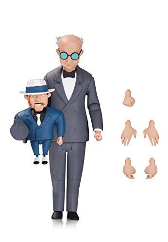 DC Collectibles Batman The Animated Series The New Batman Adventures Scarface  Ventriloquist Action Figure ** Read more  at the image link.
