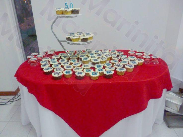 Cupcakes para 50 años hombre con foto!