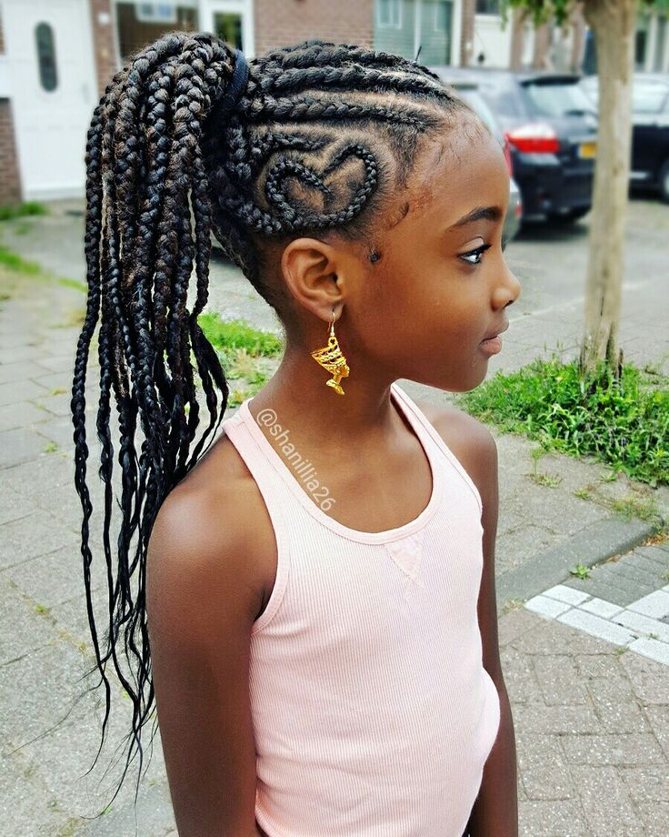 Best Shanillias Hairstyles Kinky Kids Hair Images On - Hairstyle girl kid