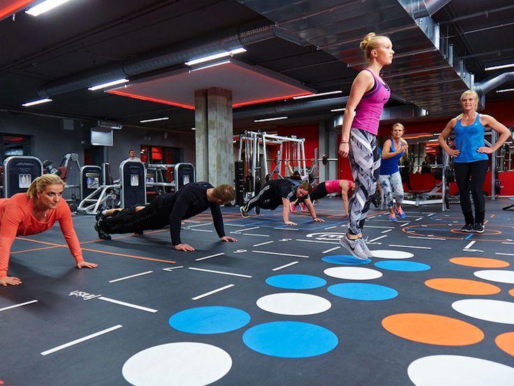 Flooring Solutions › Artificial Turf › Specialty Fitness ...
