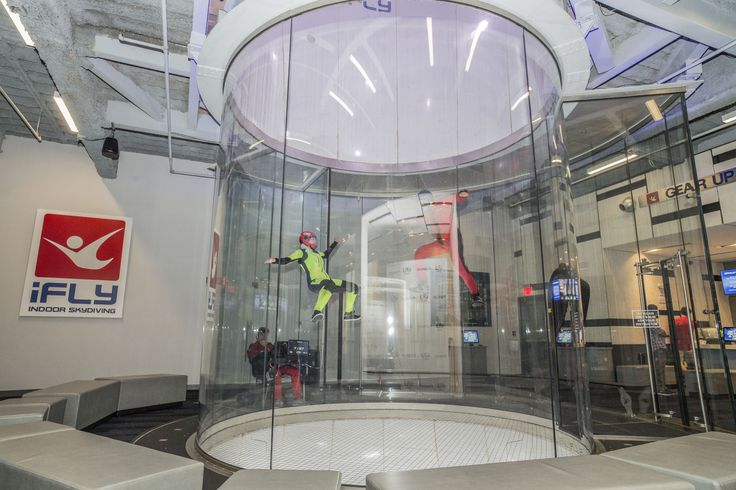 Indoor Skydiving - Located 5 minutes away from 44577 Yarmouth