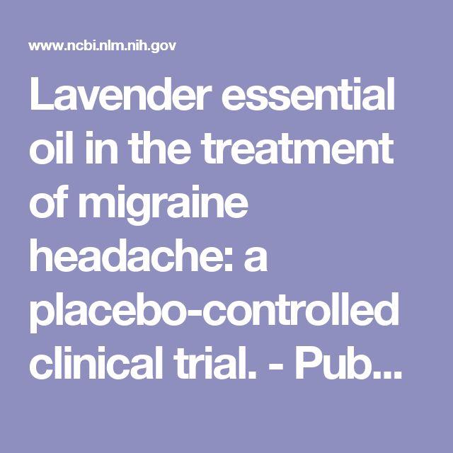 Migraine preventative medication