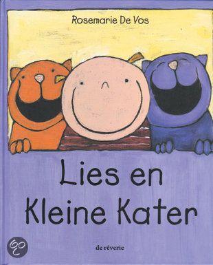 Lies is dol op Kleine Kater en Kleine Kater is dol op Lies. Ze willen voor altijd vriendjes blijven. Een grote hond steekt daar echter een stokje voor …  Een knap boek over vriendschap, verlies en verdriet. | Plaats in de bib: VOS 85 GEEL 4+